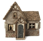 Tudor House for Miniature Fairy Gardening