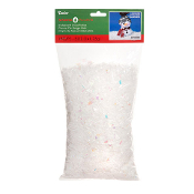 "Large 5Oz Bag of ""Fairy Snowflakes for Miniature Fairy Gardens"