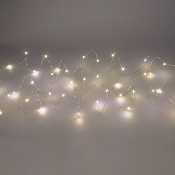 35 Rice Copper String Light Set For Miniature Fairy Gardens