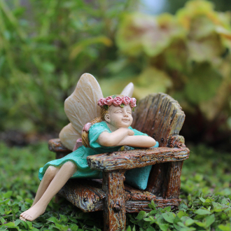 Ashley Fairy for Miniature Fairy Gardens