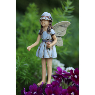Lavender Fairy for Miniature Fairy Gardens