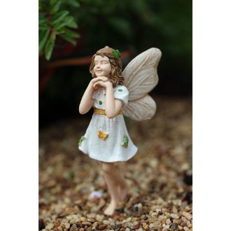 Rosie The Fairy for Miniature Fairy Gardens