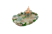 Pond Friends Waterless Pond Fairy Path For Miniature Gardens