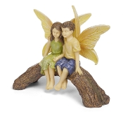 Courtship Couple For Miniature Fairy Gardens