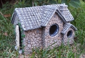 Kenmore Place Cottage for Miniature Fairy Gardens